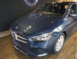 Review Mercedes-Benz B 200 Progressive Line 2019
