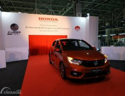 Review All New Honda Brio Export Version 2019