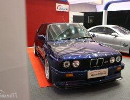 Review BMW M3 (E30) 1990