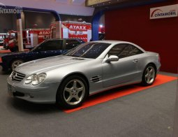 Review Mercedes-Benz SL 500 2002