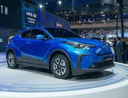 Preview Toyota C-HR EV 2019, Calon Mobil Listrik Terasyik Di Dunia?