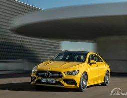 Review Mercedes-AMG CLA 35 2019: Perpaduan Desain Ikonik dan Fitur Cerdas Mercedes