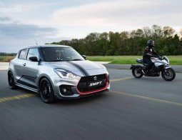 Review All New Suzuki Swift Sport Katana Edition 2019