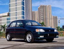 Review Toyota Starlet 1.3 SE-G 1995