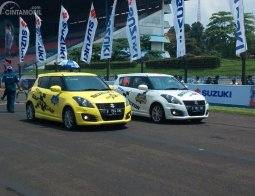 Review Suzuki Swift Sport 2013, Calon Mobil The Most Collectible Item In Indonesia?