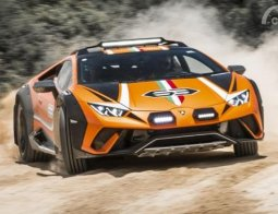 Review Lamborghini Huracán Sterrato 2019: Ketika Lamborghini Menciptakan 'Tamiya' Hidup