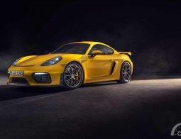 Review Porsche 718 Cayman GT4 2019