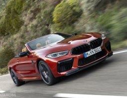 Review BMW M8 Competition Cabriolet 2020: Perpaduan Kenikmatan Berkendara Dengan Kebebasan Atap Terbuka