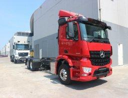 Review Mercedes-Benz Arocs 2536 L 2019 Indonesia: Pesona Baru Heavy Truck di Indonesia