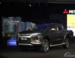 Review New Mitsubishi Triton Ultimate AT Dual Cabin 4WD 2019