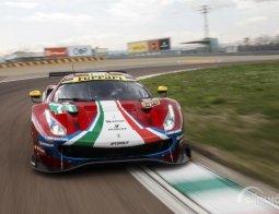 Review Ferrari 488 GTE EVO 2018: Grand Tourer Penakluk Le Mans