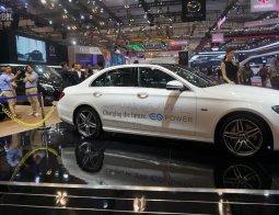 Review Mercedes-Benz E 300 e AMG Line 2019: Keseriusan Elektrifikasi Mercy di Indonesia
