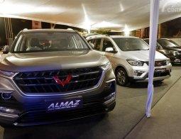 Ini Harga Wuling Almaz Terbaru di Bandung dan Sumatra Utara