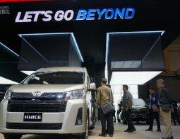 Review All New Toyota HiAce Premio 2019: Van untuk Travel bagi Penumpang VIP