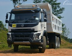 Review Volvo FMX 400 6x4R VDS 2019