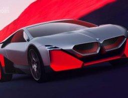 Review BMW Vision M Next Concept 2019: Suksesor Ideal BMW i8?