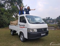 Review Suzuki New Carry Pick Up Wide Deck 2019: Tipe Termahal New Carry Pick Up