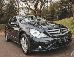 Review Mercedes-Benz R 280 2009: Simbol Mobil Keluarga Mewah Setara S-Class dari Mercedes-Benz