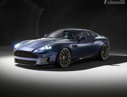 "Review Aston Martin Vanquish 25 2019: Ketika Ex-Bos Jaguar""Re-Release"" Mobil James Bond Lama"