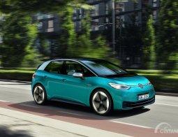 Review Volkswagen ID.3 2019: Pembuka Fase 3, Mobil Listrik Terpenting Volkswagen