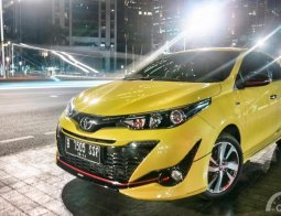Review Toyota Yaris TRD Sportivo 2018