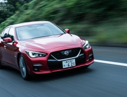 Review Nissan Skyline 2020: Sang Legenda Kini Makin Canggih