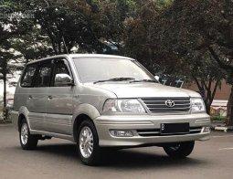 Review Toyota Kijang Krista 2003: Kijang Termewah Sebelum Era Innova, Layak Diburu?