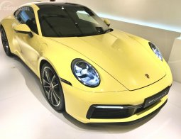 Review Porsche 911 Carrera S 2019: Futuristik Namun Tetap Klasik
