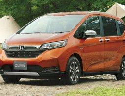 Review Honda Freed Crosstar 2020: MPV Kompak Berwajah Maskulin Bagi Keluarga Petualang