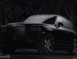 Review Rolls-Royce Cullinan Black Badge 2019: Ekspresi Sisi Agresif Sang Ultra Luxury SUV
