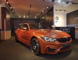 Review BMW M4 Competition Individual 2019: BMW M4 Dibuat Lebih Bergaya