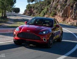 Review Aston Martin DBX 2020: SUV Sporty Premium untuk Wanita Kaya