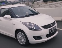 Review Suzuki Swift GS 2016: Hatchback Paling Fun to Drive