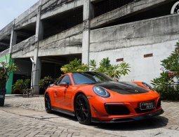 Review Porsche 911 Carrera 2017: Ubahan 911 nan Lebih Sporty