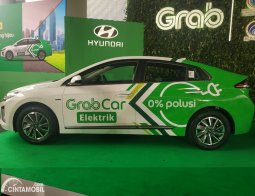 Review Hyundai Ioniq EV 2020: e-Taksi Ramah Lingkungan