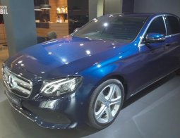 Review Mercedes-Benz E 250 Avantgarde 2017: Kenyamanan Mobil Eksekutif