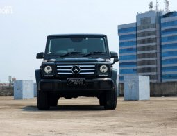 Review Mercedes-Benz G 350 d Heritage Edition 2019: Mobil Jip Jerman Rasa JDM