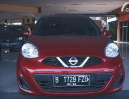 Review Nissan March 1.2 AT 2017: Pilihan City Car yang Lebih Murah dari LCGC