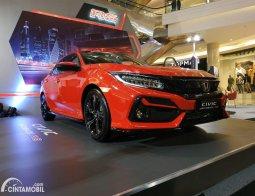 Review Honda Civic Hatchback RS 2020: Ubahan Minimalis Nan Memikat