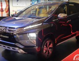 Review Mitsubishi Xpander 2020: Ubahan Minimalis Demi Tambah Daya Saing