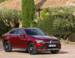 Review Mercedes-Benz GLC Coupe 2020: Perpaduan Seksi Dan Kekar