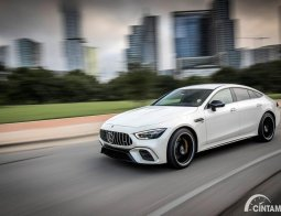 Review Mercedes-AMG GT 53 4MATIC 2020: Otot Kuat Di Balik Keanggunan