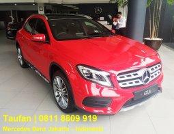 Promo Bunga 0% Mercedes Benz GLA200 AMG FE 2019 Merah - Diskon Corona