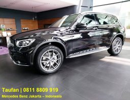 Promo Bunga Murah Mercedes-Benz GLC 200 AMG Line 2020 - Diskon Corona