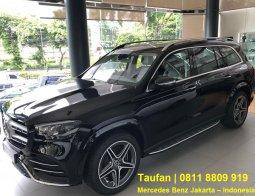 Promo Cash / Kredit Dp20% Mercedes-Benz GLS 450 AMG Line CBU 2019 Hitam Dealer Resmi