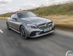 Review Mercedes-Benz C 200 Cabriolet AMG Line 2020: Sedan Atap Terbuka Dengan Kepraktisan C-Class