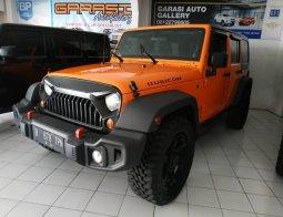 Dijual mobil bekas Jeep Wrangler Rubicon Unlimited 2012 di DIY Yogyakarta
