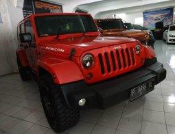 Jual cepat Jeep Wrangler Rubicon Unlimited 2013 di DIY Yogyakarta