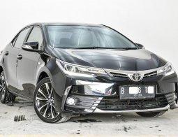 Review Toyota Corolla Altis 1.8 V AT 2017: Cikal Bakal Corolla Sporty Di Indonesia