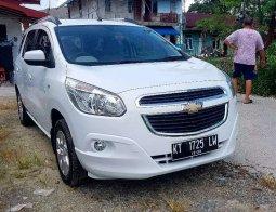 Jual Chevrolet Spin LTZ 2014 harga murah di Kalimantan Timur